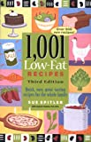 1,001 Low-Fat Recipes, , 157284048X