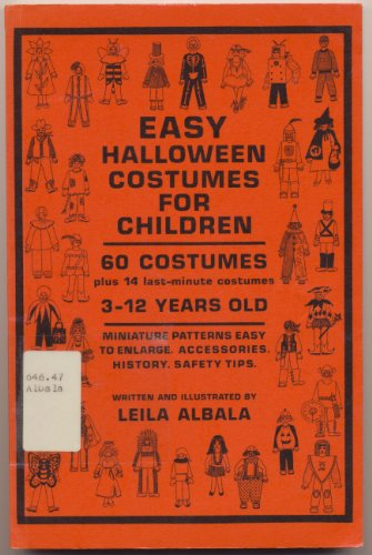 Easy Halloween Costumes for -