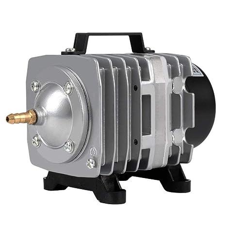 X&MX Compresor De Aire De Alto Rendimiento para El Acuario De La Charca, (Energía