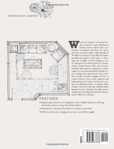 Drafting interior design architectural floor plan home - Hand drafting for interior design ...