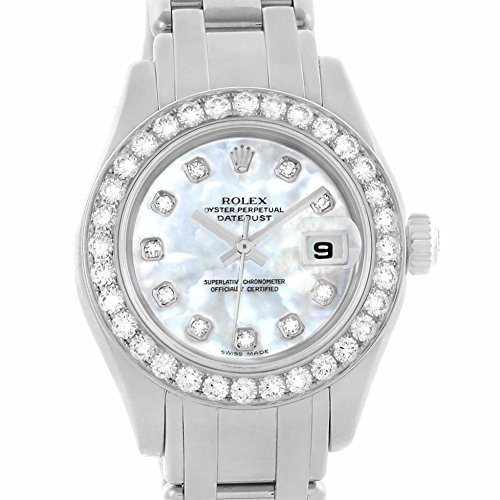 Rolex Masterpiece automatic-self-wind womens Watch 80299 (Certified Pre-owned) (Masterpiece Rolex)