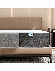Crystli Memory Foam Mattress with CertiPUR-US Certified Bed Foam Mattresses