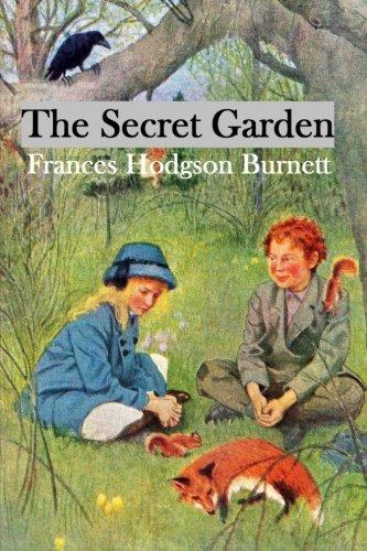 Kindle Store Kindle Books The Secret Garden Illustrated