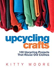 """Stop throwing away old clothes!Learn how to turn them into brand new clothes, home decorations, fashion accessories, and more!              What if you could put your """"craftiness"""" to good use bytaking old clothing and making..."""
