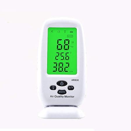XFHLL Detector De La Calidad del Aire, Gas Dióxido De Carbono ...