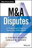 img - for M&A Disputes: A Professional Guide to Accounting Arbitrations (Wiley Finance) book / textbook / text book