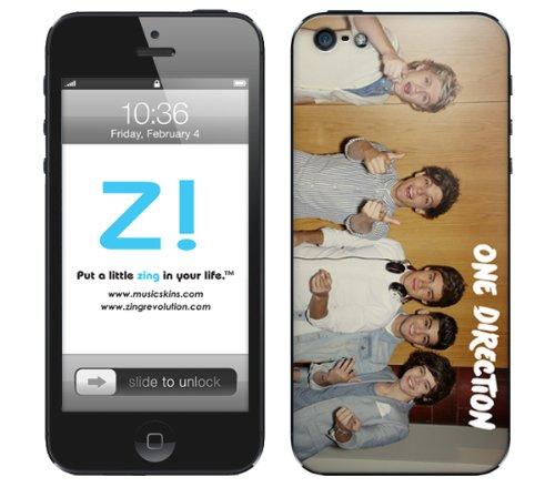 Zing Revolution One Direction MS-1D20010 - Skin Adhesivo para ...