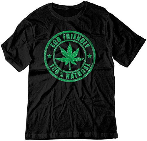 BSW Men's Cannabis Eco Friendly 100% Natural