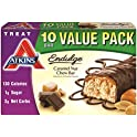 2-Pk. 10 Ct. Atkins Endulge Treat Caramel Nut Chew Bar Pack
