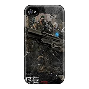 Great Cell-phone Hard Cover For Iphone 6 With Provide Private Custom Trendy Gears Of War 3 Image ErleneRobinson