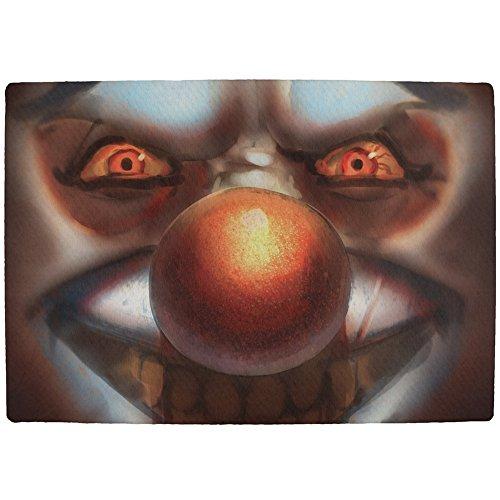 Insane Clown All Over Indoor (Welcome Mat Halloween Costume)