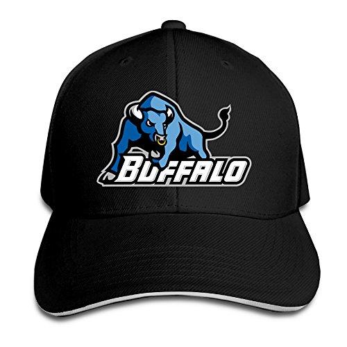 Acmiran University at Logo Buffalo Personalize Hats One Size Black