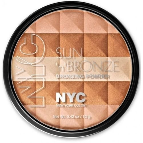 NYC Sun Bronze Bronzing Powder