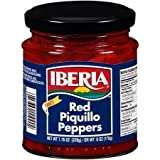 Iberia Red Piquillo Peppers - Pimiento Piquillo 10.2 oz