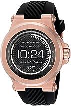 Michael Kors Access Touch Screen Black Dylan Smartwatch MKT5010