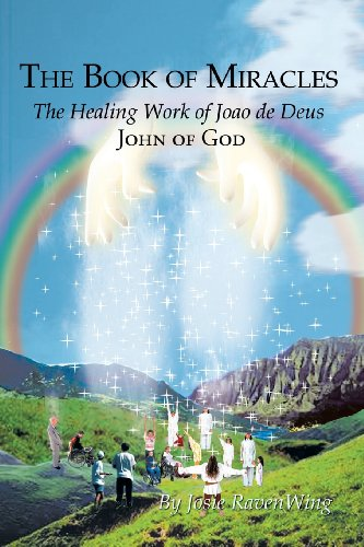 Price comparison product image The Book of Miracles: The Healing Work of Joao de Deus