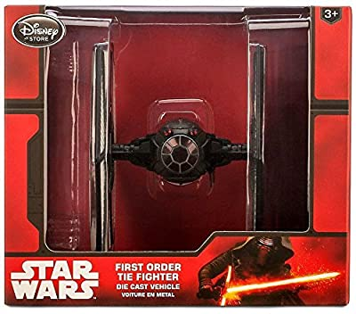Disney Star Wars: The Force Awakens First Order TIE Fighter Die Cast Vehicle