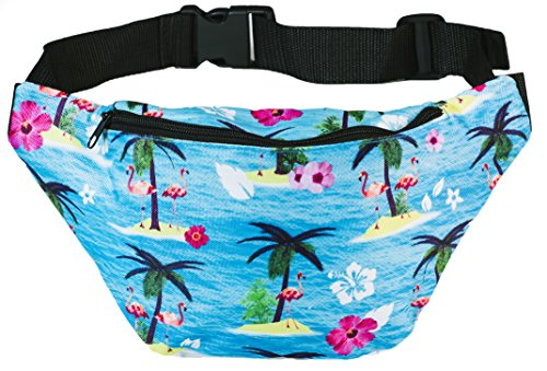 Funny Guy Mugs Flamingo Fanny Pack]()