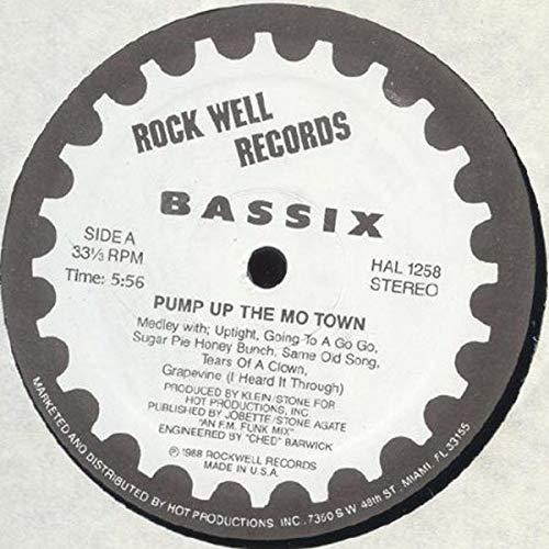 Pump up the mo town (1988, US) / Vinyl Maxi Single [Vinyl 12''] (Pump Town)