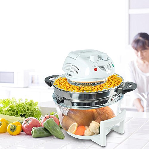 nutrichef halogen cooking convection oven air fryer air frying recipes. Black Bedroom Furniture Sets. Home Design Ideas
