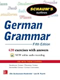 Best German Grammar Books - Schaum's Outline of German Grammar, 5th Edition Review