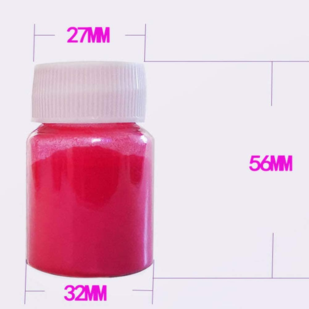 Epoxy Resin Powder Pigment Natural Pearl Color Dye Perfect for Soap Making Slime Eye Shadow Candle Teblacker Mica Powder Pigments 32 Colors Bath Bomb Paint