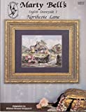img - for Marty Bell's English Countryside I Northcote Lane Leaflet 321 Cross Stitch Chart book / textbook / text book
