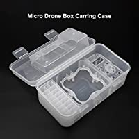 Humming Micro Drone Box Carring Case for Tiny Whoop Quadcopter 1S Battery Accessory Charger Reserving Place