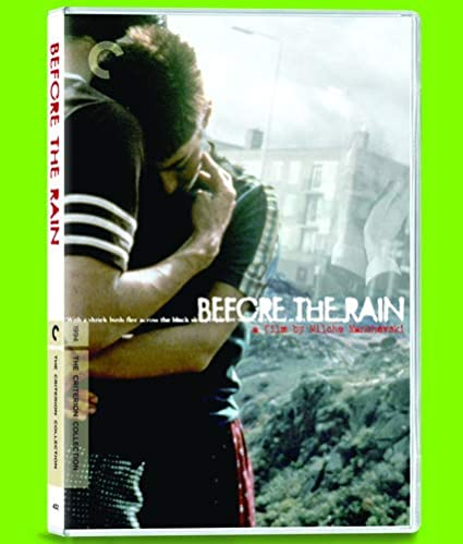 Amazon Before the Rain The Criterion Collection