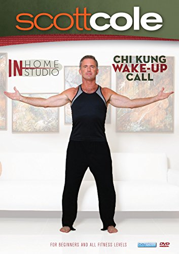 Scott Cole In Home/In Studio: Chi Kung Wake Up Call Workout for Beginners & Seniors (Best Balance Exercises For Parkinson's Disease)