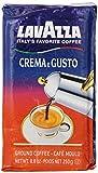 Lavazza Crema e Gusto Ground Coffee, Italian , 8.8-Ounce Bricks (pack of 12)