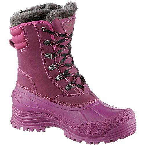 Damen CMP Damen pink Boots CMP Boots 6qdBH5q
