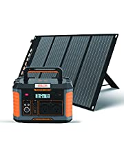 BALDR Portable Power Station Solar Generator Power Backup Lithium Battery for Camping, Road Trips, Emergency Power Supply