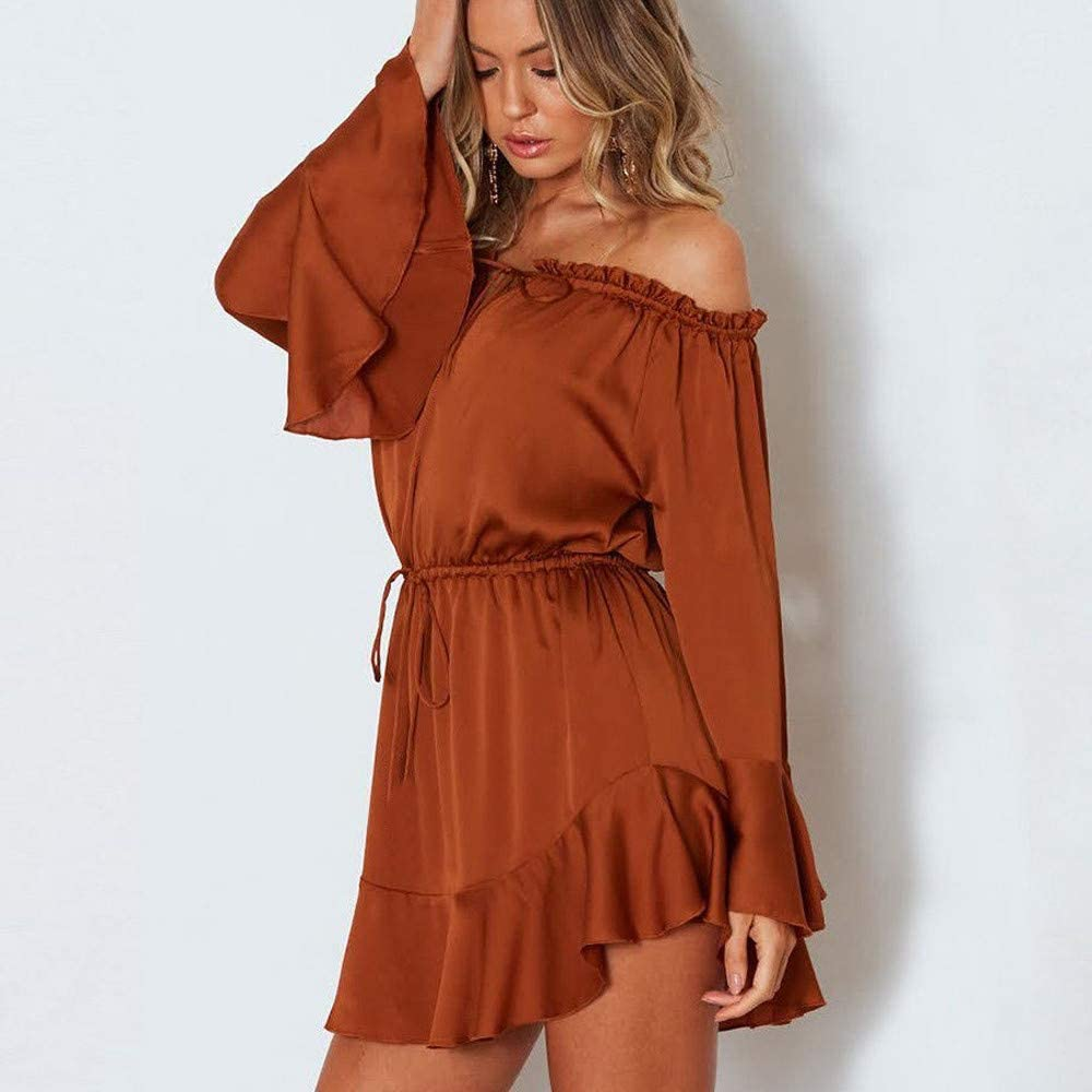 ASERTYL Dress Women