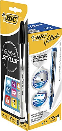 Amazon.com : Bic 943859 - C 12 Marc VELLEDA AZ+ ...