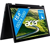 """Acer Spin 3 15.6"""" 2-in-1 Convertible Full HD IPS Touchscreen Laptop - Intel Dual-Core i7-6500U 2.5GHz, 12GB DDR4, 1TB HDD, Backlit Keyboard, WLAN, HDMI, Bluetooth, Webcam, Windows 10"""