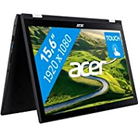Acer Spin 3 15.6 2-in-1 Convertible Full HD IPS Touchscreen Laptop - Intel Dual-Core i7-6500U 2.5GHz, 12GB DDR4, 1TB HDD, Backlit Keyboard, WLAN, HDMI, Bluetooth, Webcam, Windows 10
