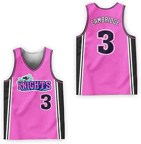 7938761d5b66 borizcustoms LIL  Wow Wow Calvin Cambridge 3 Los Angeles Knights Basketball  Jersey Like Mike