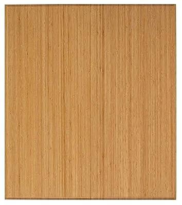 Anji Mountain AMB0500-1000 Asian Pacific Hardwood Tri-Fold Chairmat