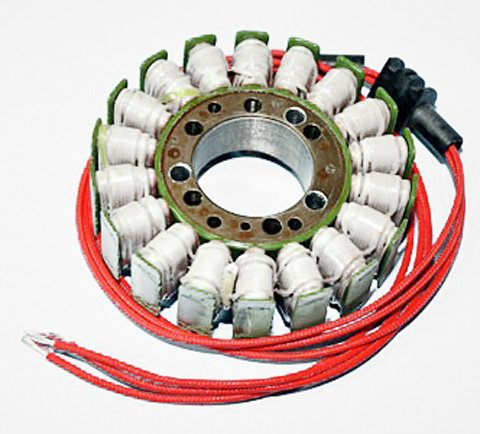 (Ricks Motorsport Electric Stator 21-410)
