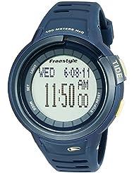 Freestyle Unisex 10022920 Mariner Tide Digital Display Japanese Quartz Blue Watch