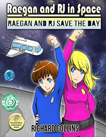 Raegan and RJ Save the Day