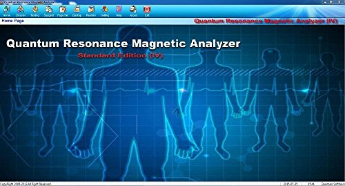 New EHM 4th Generation Quantum Magnetic Resonance Body Analyzer® Pro | Non-Invasive, Whole Body Health Scanner | 48 Reports In English & Spanish by EHM (Image #3)