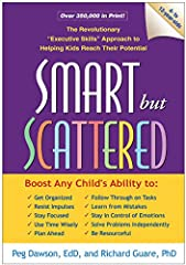"There's nothing more frustrating than watching your bright, talented son or daughter struggle with everyday tasks like finishing homework, putting away toys, or following instructions at school. Your ""smart but scattered"" 4- to 13-year-old mi..."