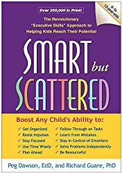 """There's nothing more frustrating than watching your bright, talented son or daughter struggle with everyday tasks like finishing homework, putting away toys, or following instructions at school. Your """"smart but scattered"""" 4- to 13-year-old might also..."""