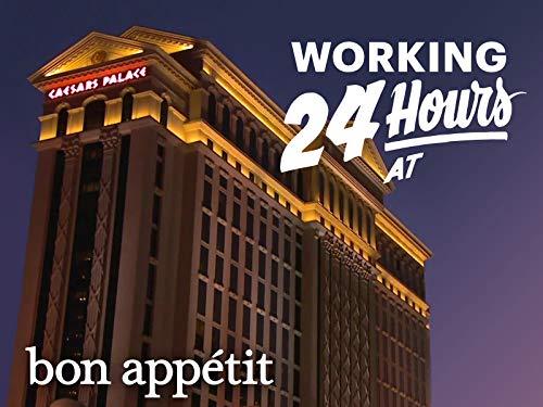 Working 24 Hours Straight in Las Vegas
