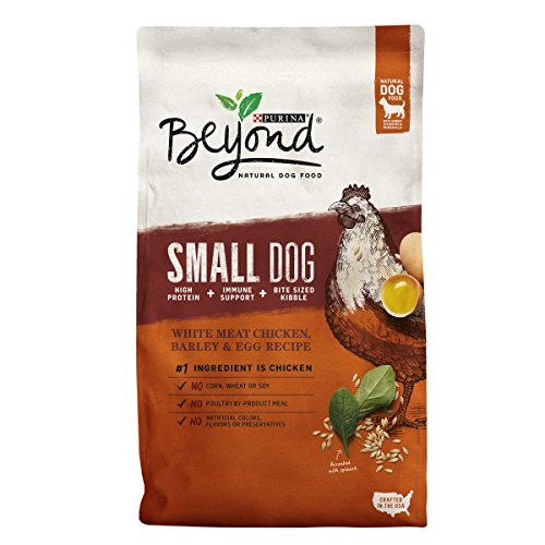 Purina Beyond Small Dog White Meat Chicken, Barley & Egg Recipe Adult Dry Dog Food – 14.5 lb. Bag For Sale