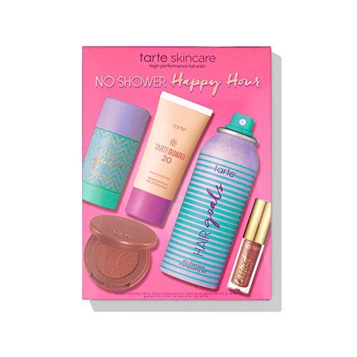 no shower happy hour kit spf