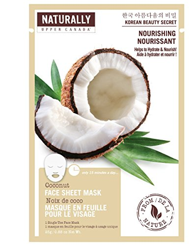 Coconut Mask For Face - 1