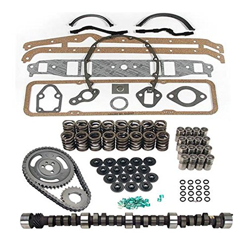 Ford 289 302 Ultimate Cam Kit 264/274 Duration – Hi Performance lifters springs